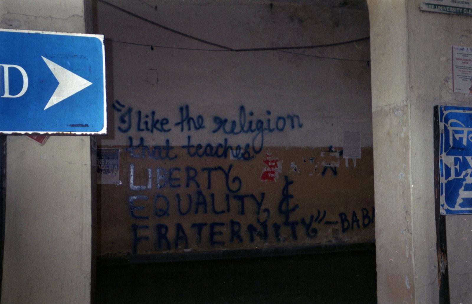 Educate, Agitate, Organize: (Not) Ambedkar's University