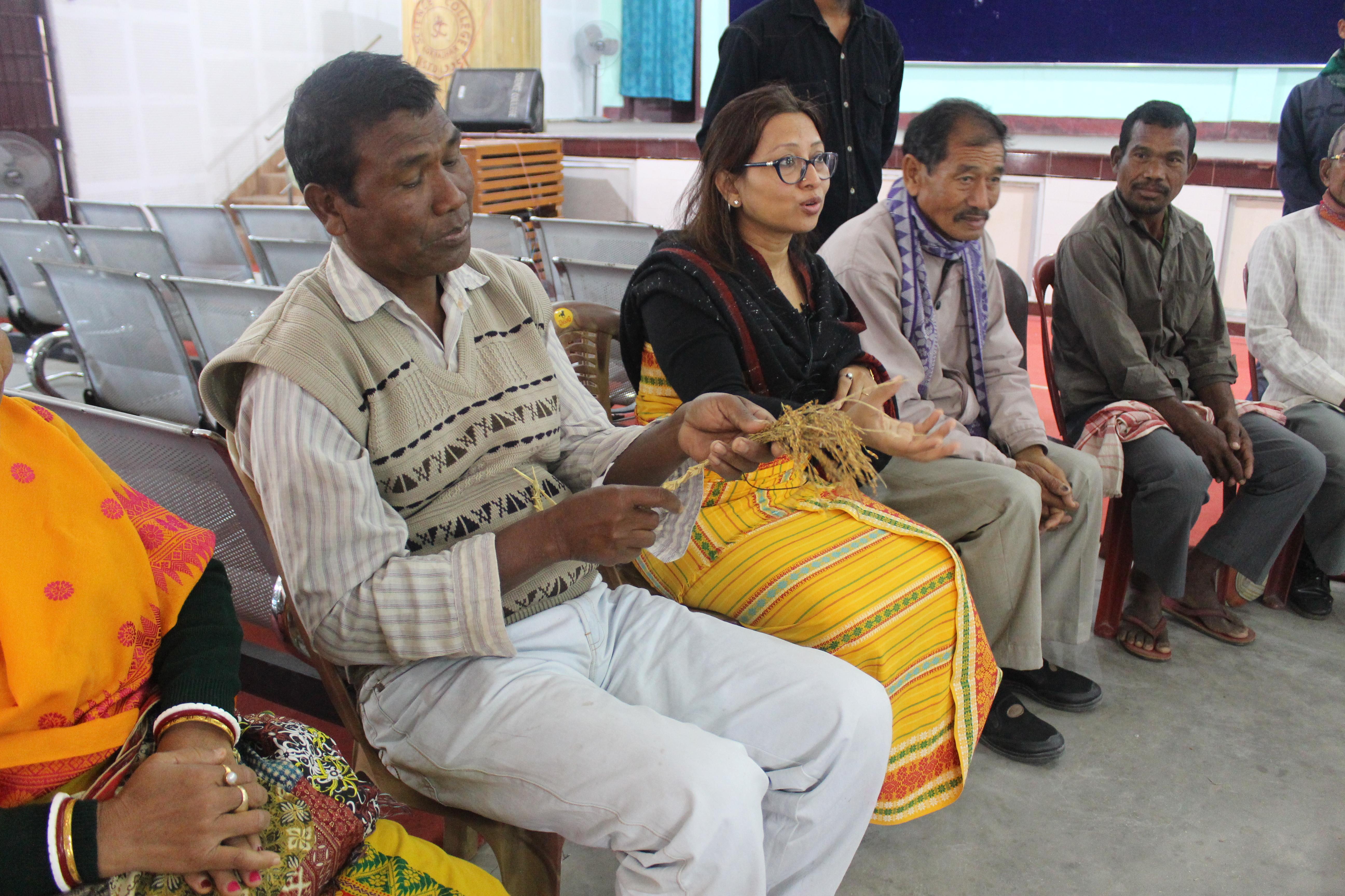 Rice, Community, Dialogue